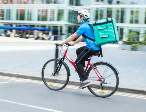 Last Mile Delivery in the food and convenience sector: Digital transformation in logistics